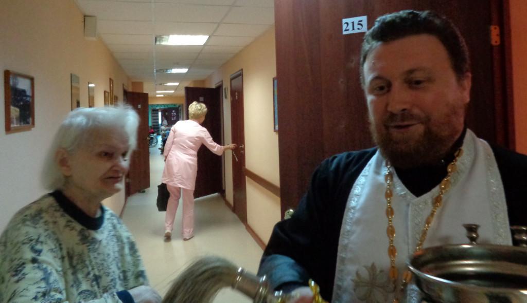 Сценарий на крещение для пожилых людей 23